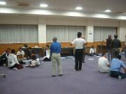 春日踊り練習20091001 4