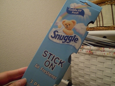 Snuggle STICK ON