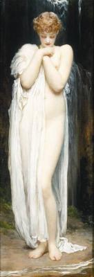 克琳娜 达格#23572;的宁芙女神