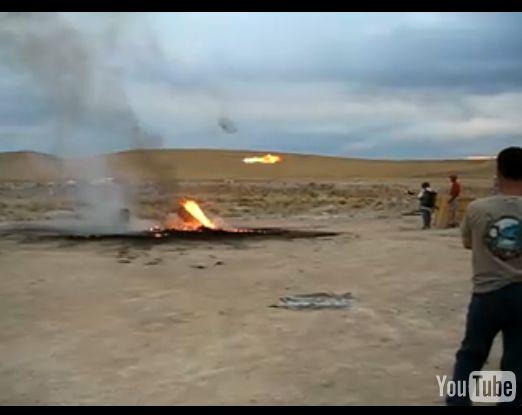 火炎放射器