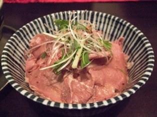 日替わり焼豚飯
