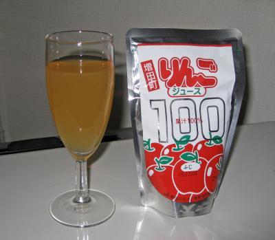増田りんごジュース