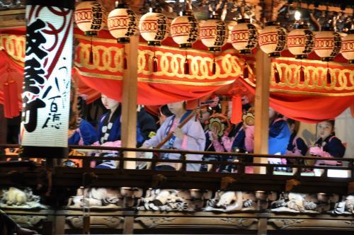 浜松祭り山車2