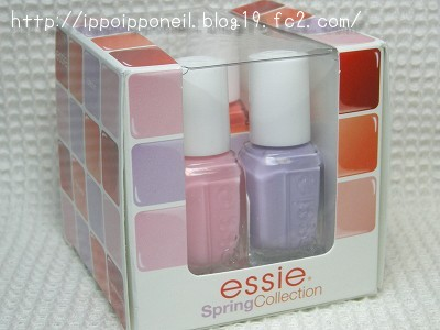 essie 2010 spring cllection①