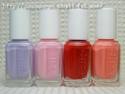 essie 2010 spring cllection②
