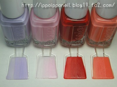 essie 2010 spring cllection③