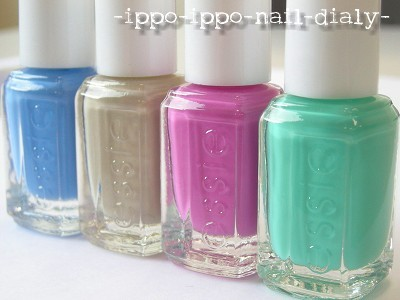 essie Resort Collection③