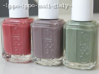 essie 2010 fall collection②