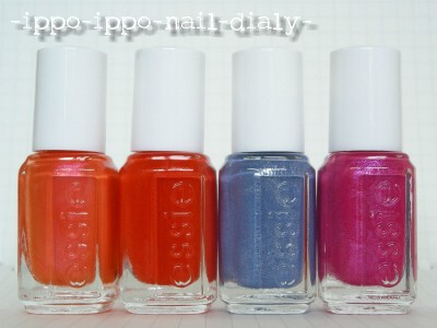 essie Brazilliant mini①