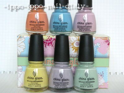China Glaze mini 28926①