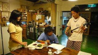 三線教室 IN マリウド☆ 004