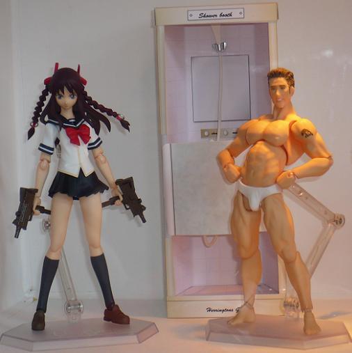 figma 星村眞姫那&ビリー・へリントン