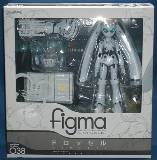 figma ドロッセル