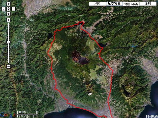 いさmのネタ帳2 富士山一周