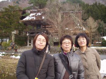 奥飛騨温泉旅行 (26)