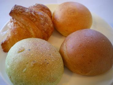 パンが食べたくて
