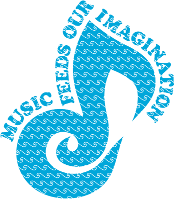 MUSIC FEEDS OUR IMAGINATION(B)