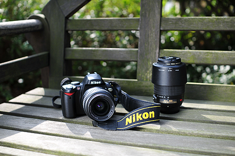NikonD40x ダブルズームキット