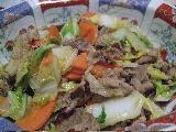 11:29肉野菜