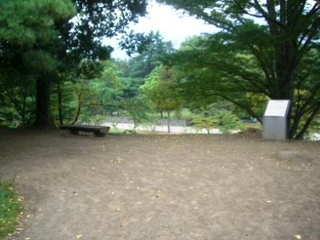 上田城本丸