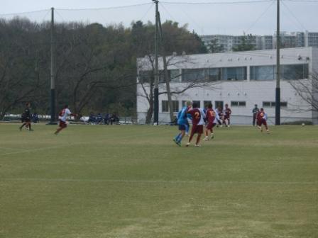 2010-02-21 練習試合②