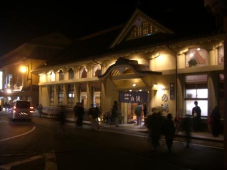 城崎ツアー 夜の街