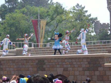 ディズニーランド2010 クール・ザ・ヒート
