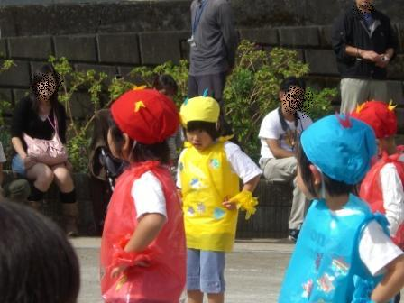 2010運動会 踊るぽんぽこぽん