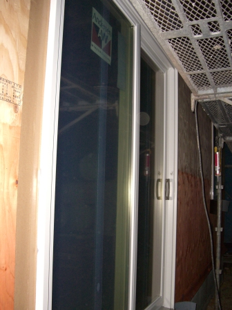 窓設置 リビング掃き出し窓