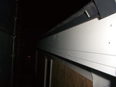 屋根工事 軒下の装飾板