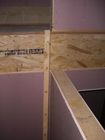 内装工事 階段設置 目安?