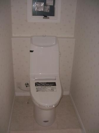 内装工事 トイレ設置