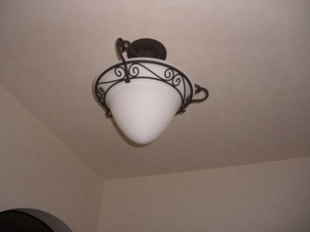 照明設備 玄関