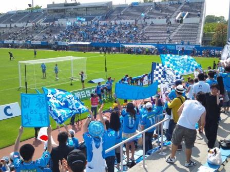 2011 東京V戦 久々の勝利