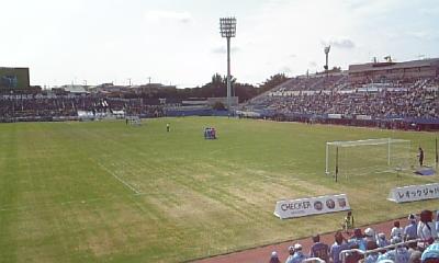 2010 福岡戦キックオフ