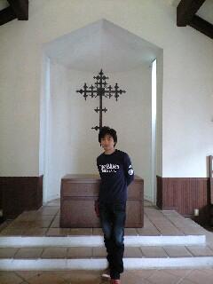 スペイン村in教会