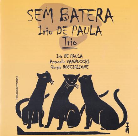 Irino De Paula 猫