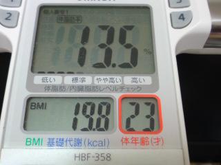 2009/12/09体脂肪