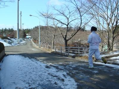 五戸新春マラソン2010