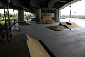 新横浜スケートパークセクション1