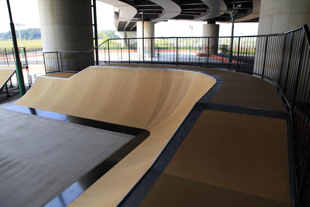 スケート パーク 新横浜 新横浜スケートパーク パーク情報