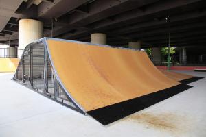新横浜スケートパークセクション3