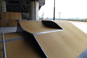 新横浜スケートパークセクション5
