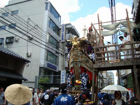 山鉾巡行2010 048