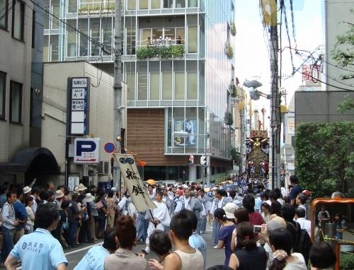 山鉾巡行2010 036
