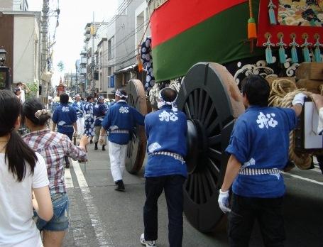山鉾巡行2010 042