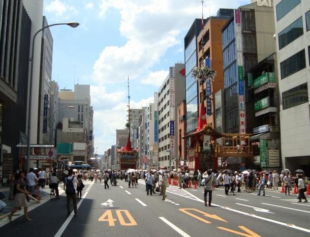 山鉾巡行2010 001