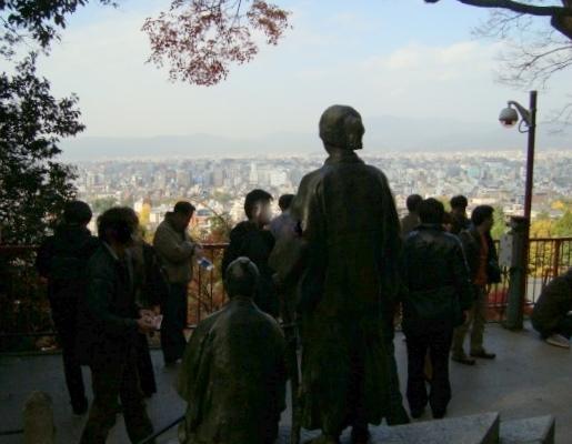 清水清閑寺紅葉2010 073