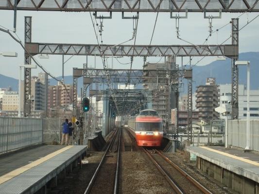 小田急 086