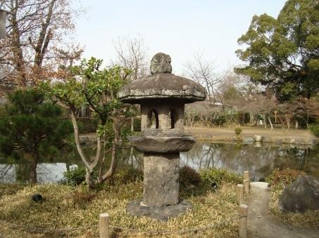 智積院渉成園梅2011 113